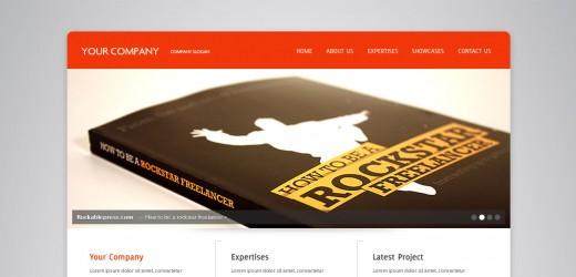 Design Agency Template