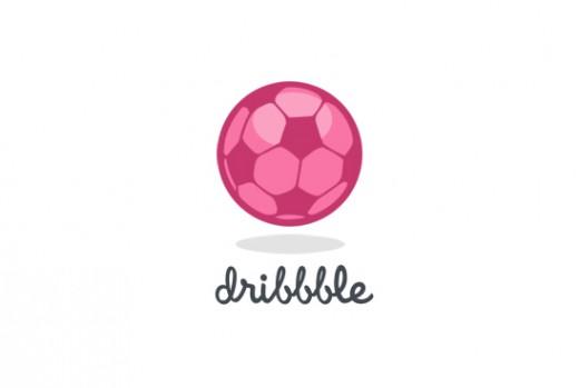 Dribbble Soccer Ball