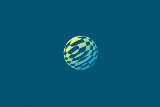 Globe Dribbble