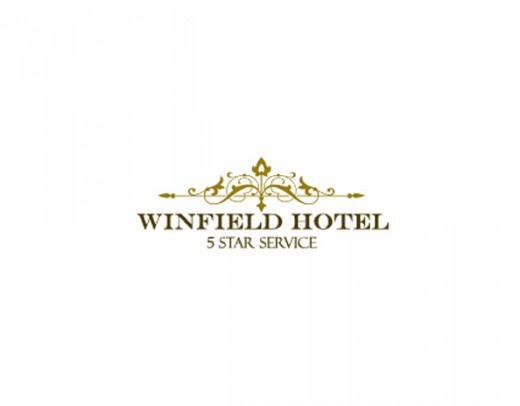 25 best hotel logo design ideas designdune for Hotel logo design