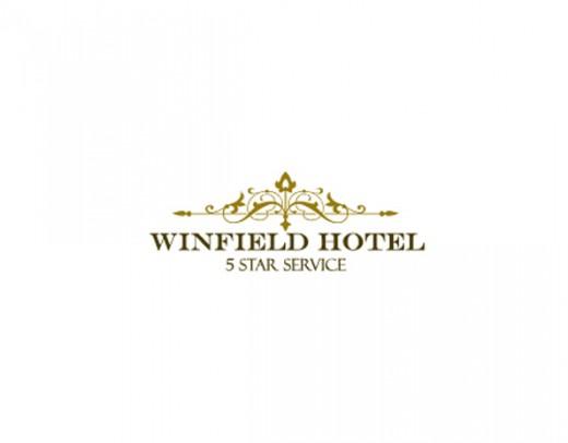 25 best hotel logo design ideas designdune for Design hotels logo