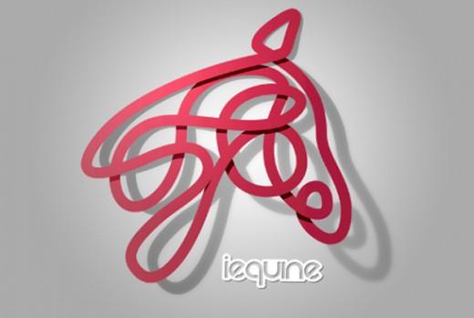 I-Equine com Logo