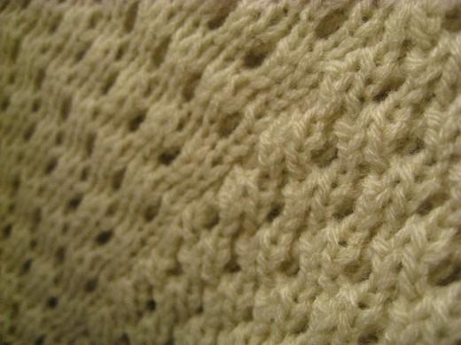 Ivory Crochet Pattern