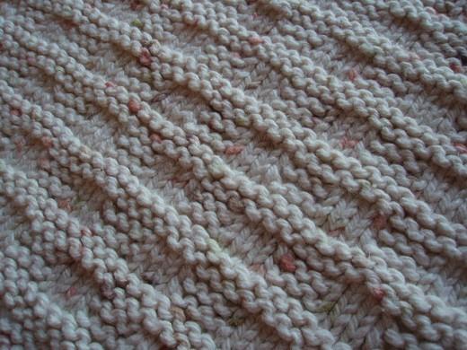 Knit Texture Design