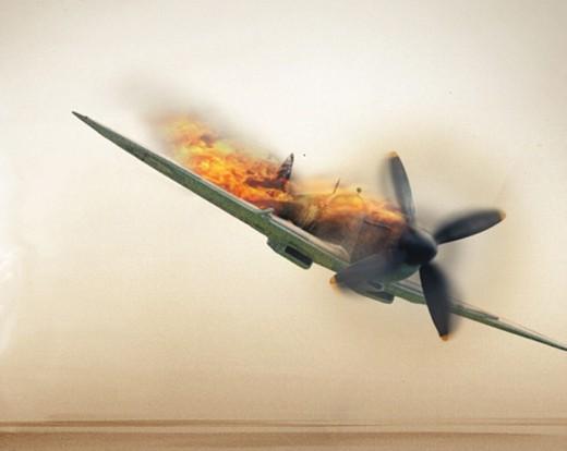 Manipulating a WW2 Fighter Aircraft