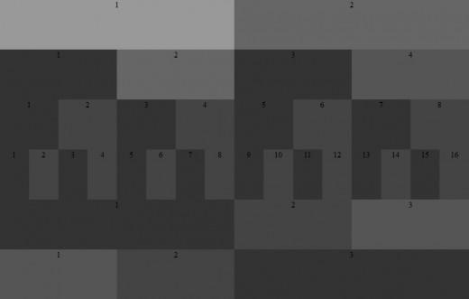 1 line CSS Grid Framework
