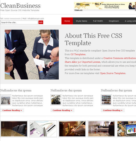 CleanBusiness
