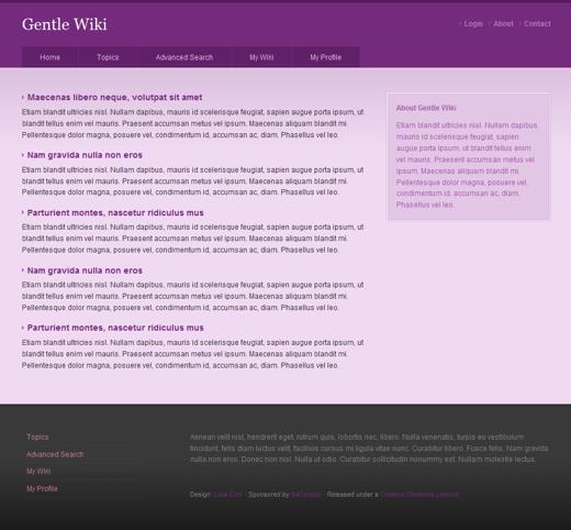 Gentle Wiki