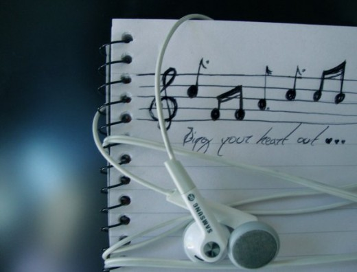 Cool Music Note Wallpapers: 25+ Cool Music Notes Pictures For Your Inspiration