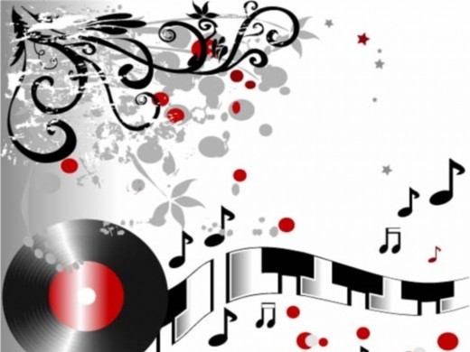 Music Notes Background: 25+ Cool Music Notes Pictures For Your Inspiration