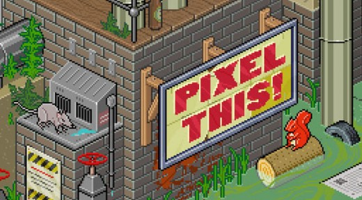 Learn How To Draw Hand Crafted Pixel Art In Photoshop
