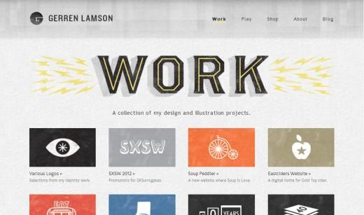 15 Best Designers Portfolio Websites - DesignDune