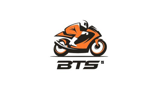 27 Super Creative Bike Logo Designs : DesignDune