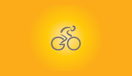 28 Super Creative Bike Logo Designs - DesignDune