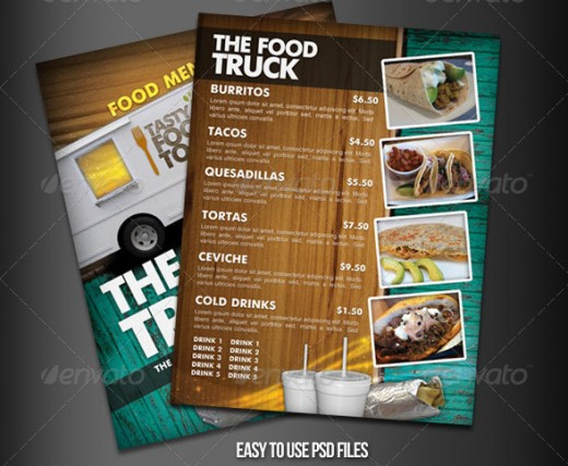 farming business ideas uk food truck menu template free