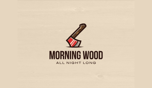 Stunning Examples Of Wood Logo Designs