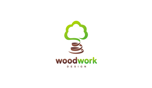 Stunning Examples of Wood Logo Designs - DesignDune