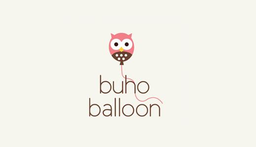25 Balloon Inspired Logo Designs Designdune