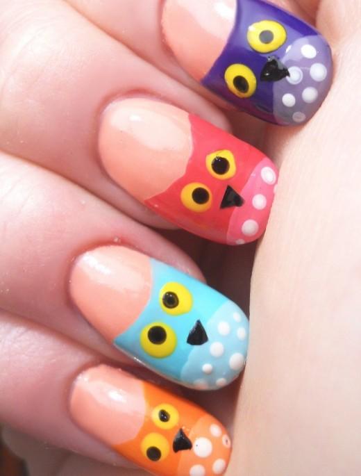 Nail Polish Design Nail Polish Nail Art Nail Art Design Nail Art Easy