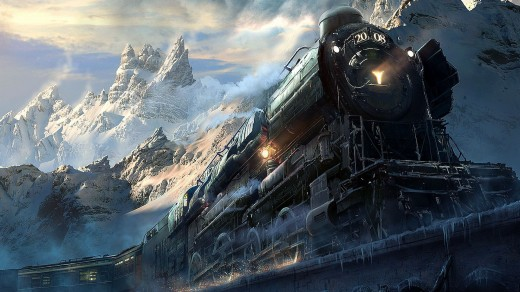 A Beautiful Roundup of Train Wallpapers DesignDune